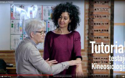 Testaje Kinesiologia por Nazaret de las Heras