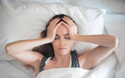¿Padeces insomnio, te levantas con falta de energía?
